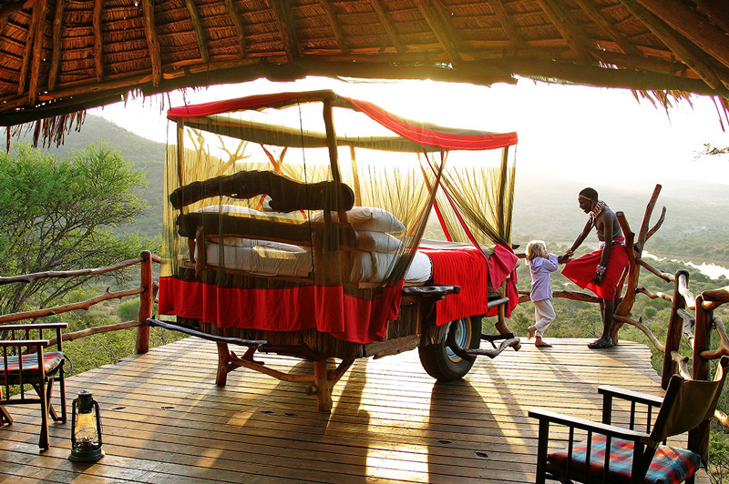 Elewana Safari Camps and Lodges, Kenya and Tanzania