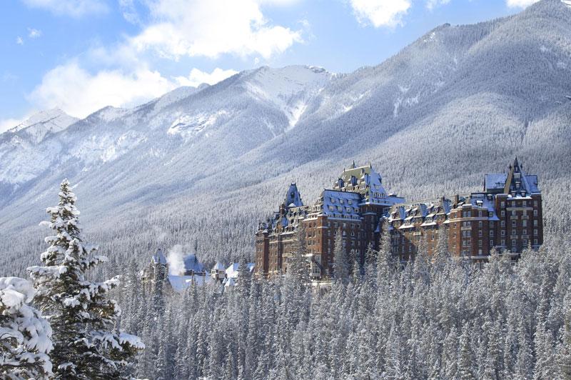 Banff Springs Winter standard