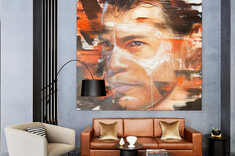The Lobby, The Adnate Hotel