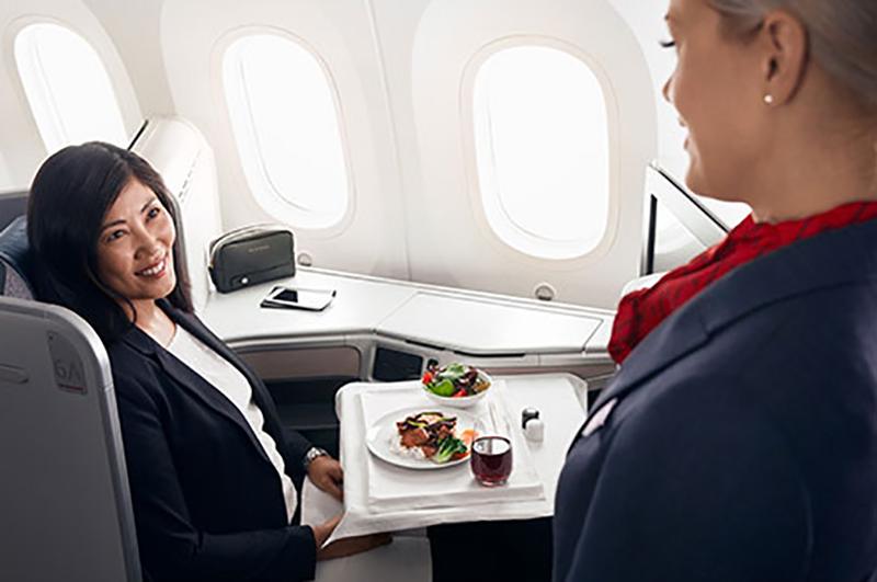 Air Canada service