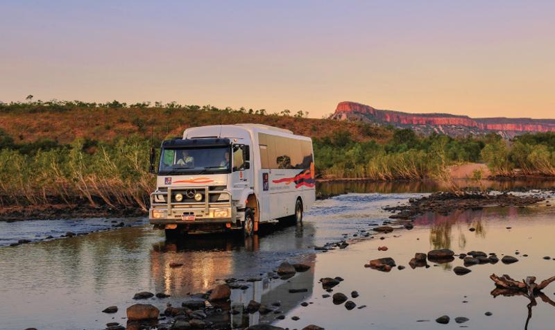 APT Kimberley Vehicles