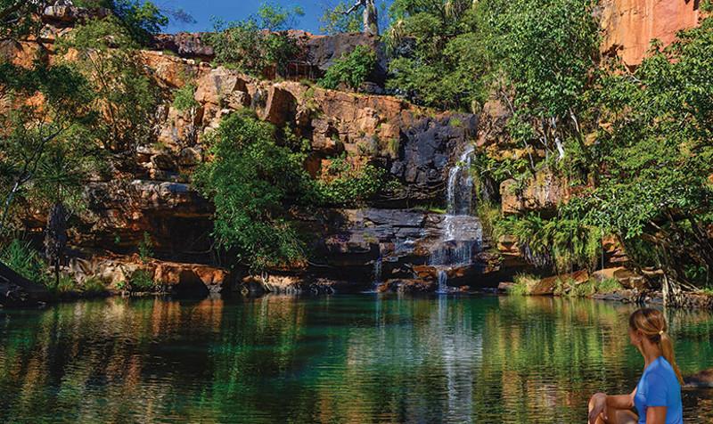 APT Kimberley waterhole