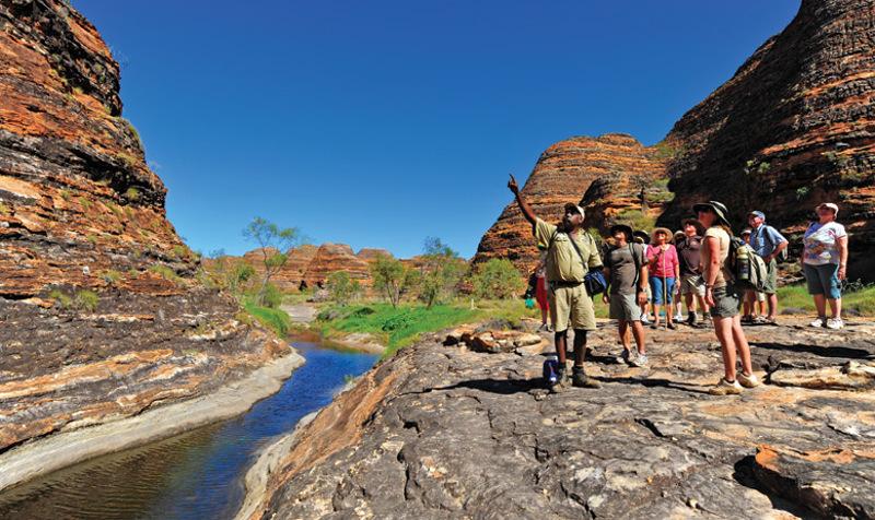 APT Kimberley Wilderness guide