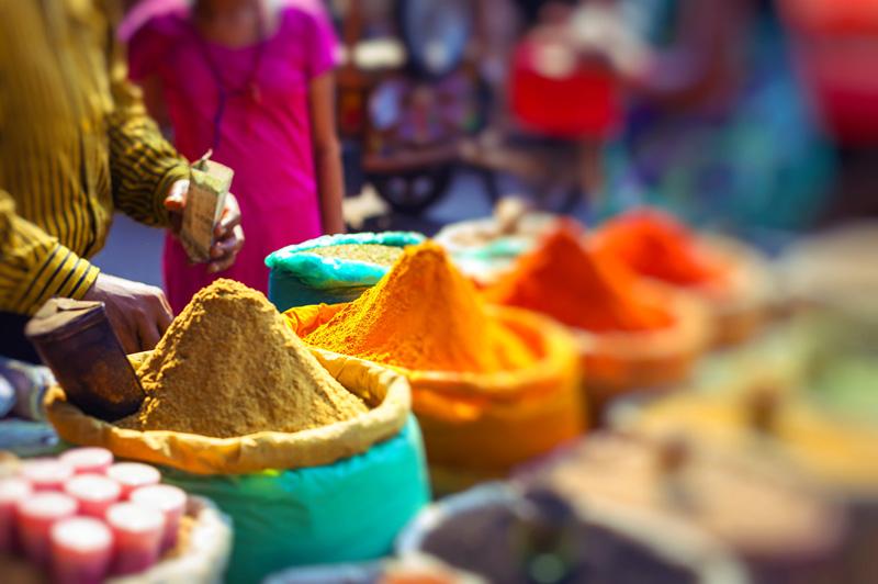 Abu Dhabi Spice Market