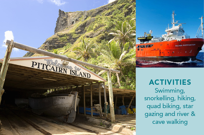 Pitcairn & Her Islands Expedition