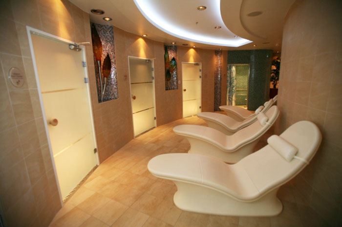 Vitality Spa on Allure of the Seas