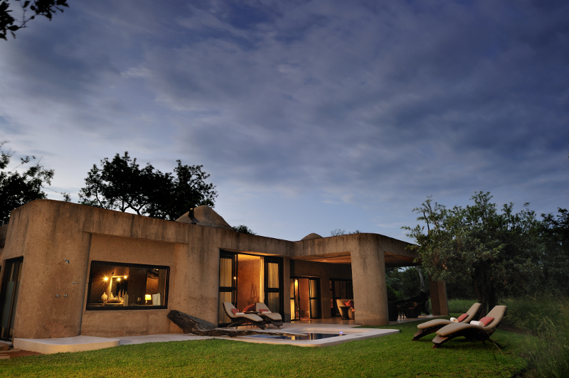 Earth Lodge Sabi Sabi