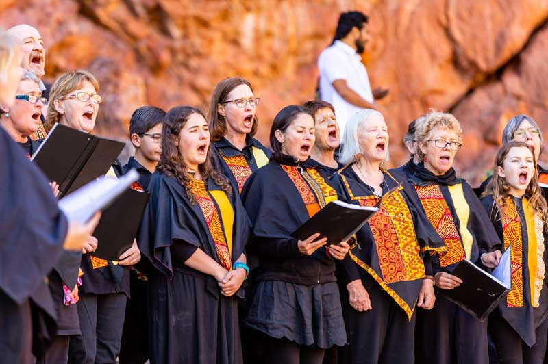 Desert Song Festival