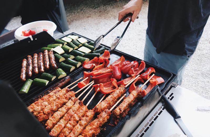 An Aussie BBQ