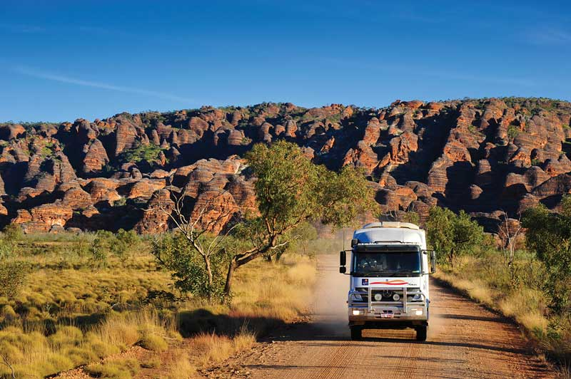Bungle Bungle Range, 4WD