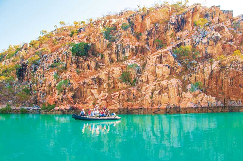 Kimberley Coast Cruise