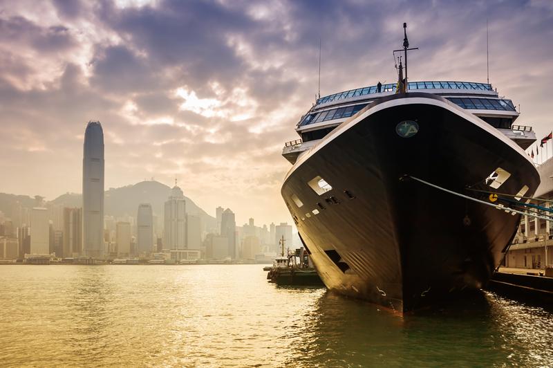 Azamara Hong Kong Cruise