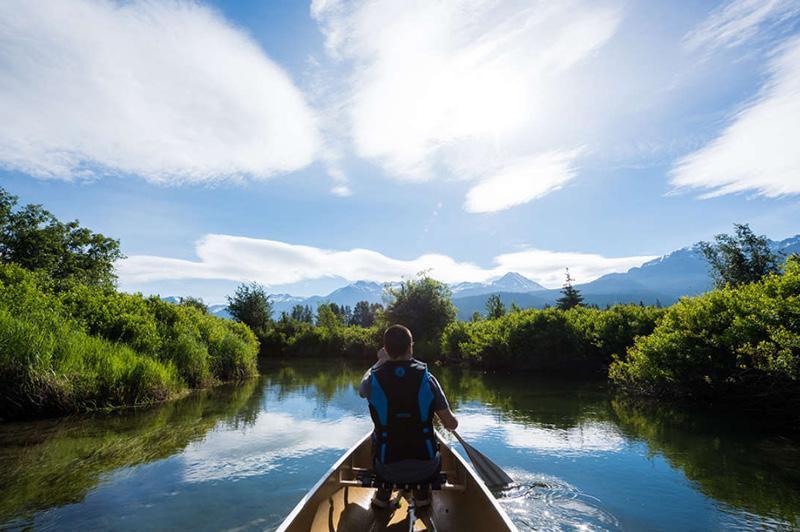 River of Golden Dreams (image credit Mike Crane)
