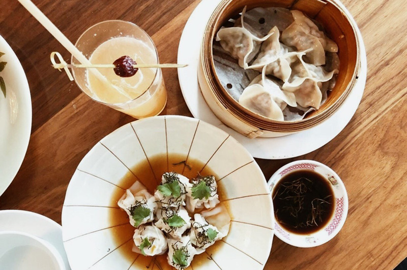 Bao Bei Restaurant, Chinatown, Vancouver