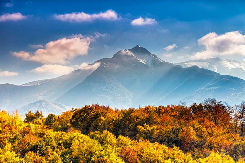 Balkan Mountains, Bulgaria