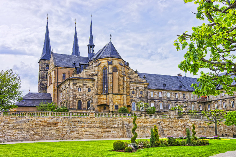 Bamberg Cathedral Germany