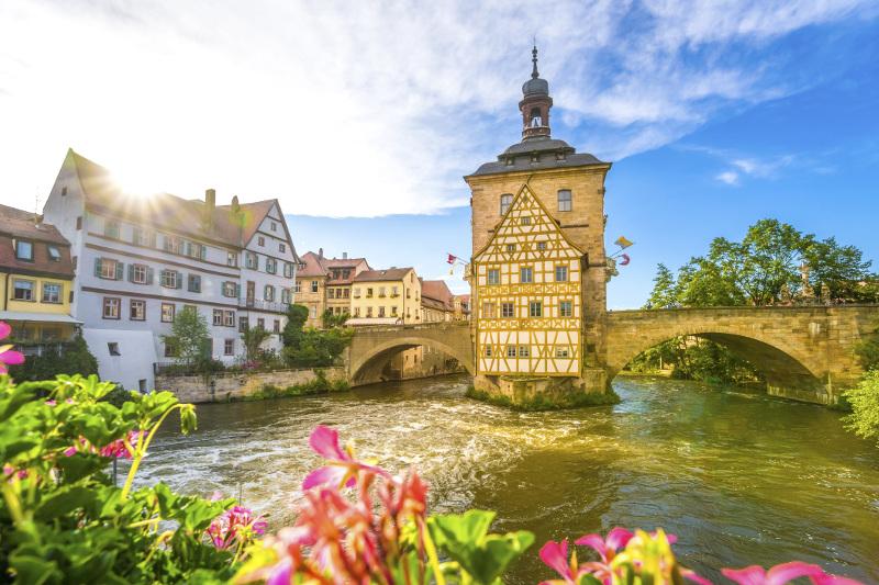 Bamberg Town Hall, Germany