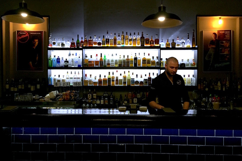 Bar Sequel, Perth, Australia