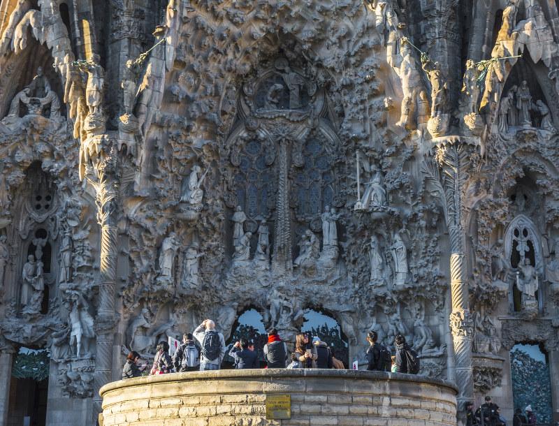 Barcelona Sagrada Famalia