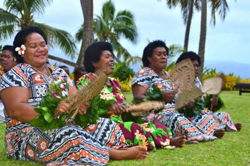 Qamea Resort & Spa, Fiji