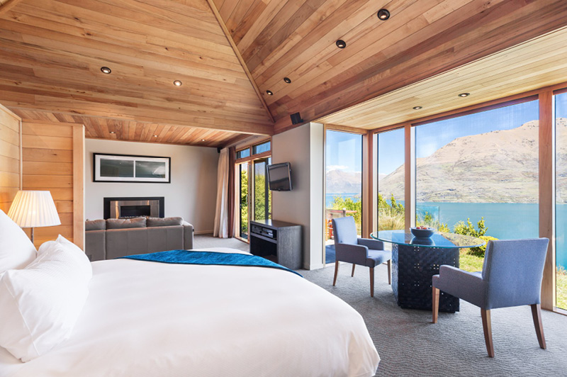 Azur Lodges, New Zealand