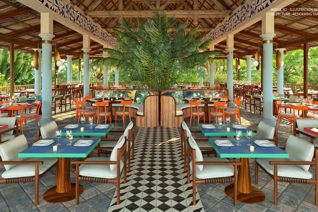 Dining experiences at Club Med La Pointe aux Canonniers are second to none.