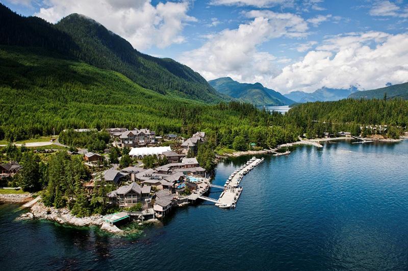 Sonora Resort, Canada