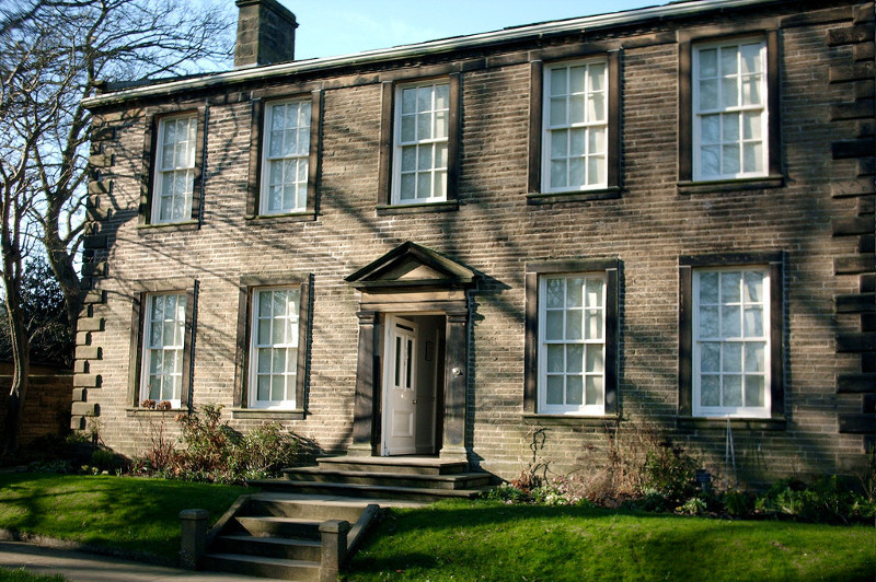 Bronte parsonage Cumbria, backroads tours of England