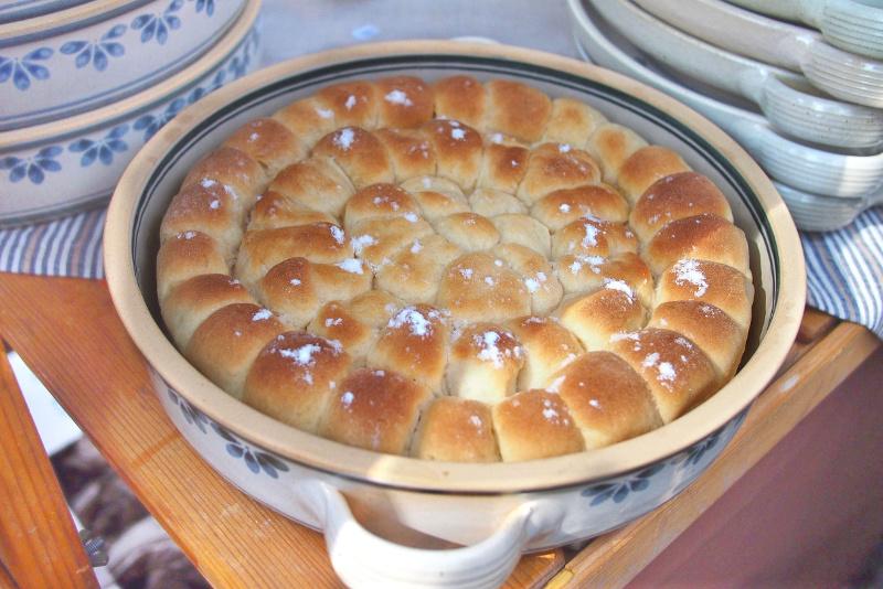 Buchty sweet buns Czech Republic