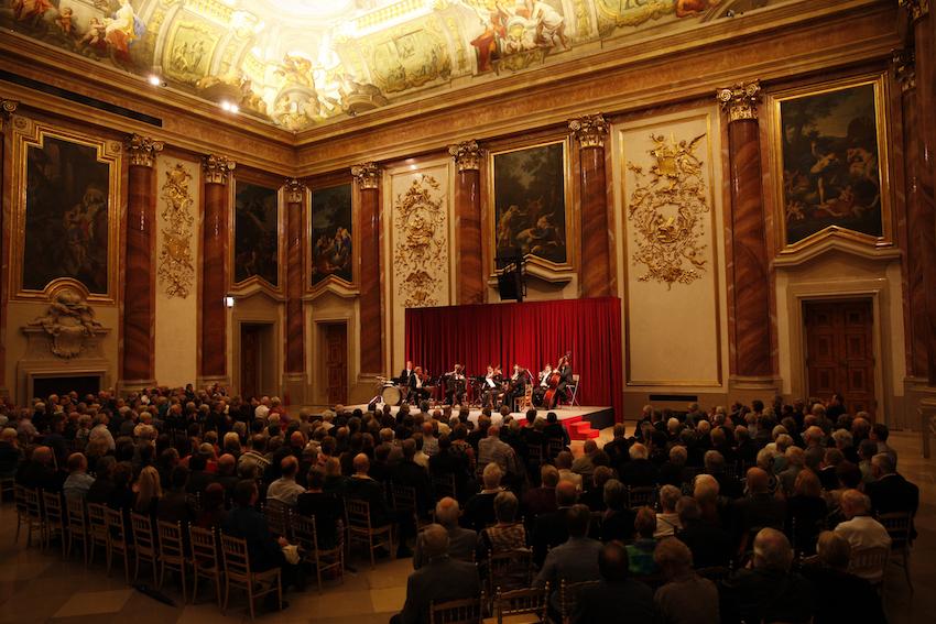 Scenic Enrich Palais Liechtenstein, Private Concert Austria