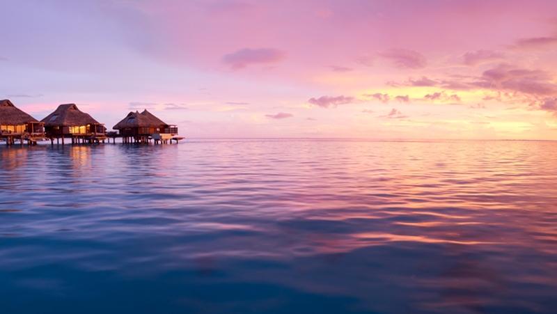 Conrad Bora Bora Nui overwater views