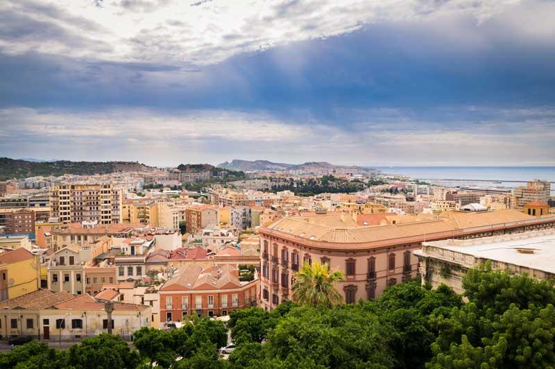 Cagliari, Sardina