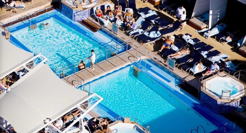 Celebrity Solstice Pool