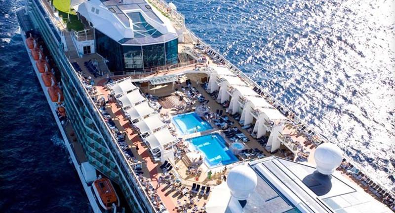 Celebrity Solstice Ship