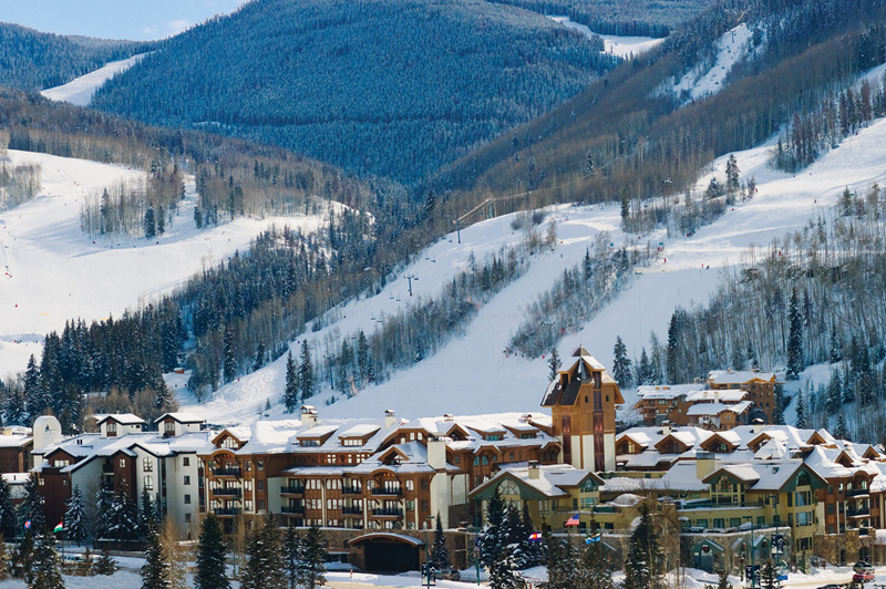 The Sebastian, Vail (image courtesy of Vail Collection)