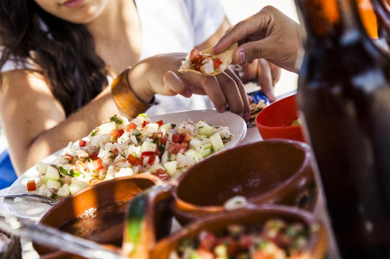 Ceviche Mexico
