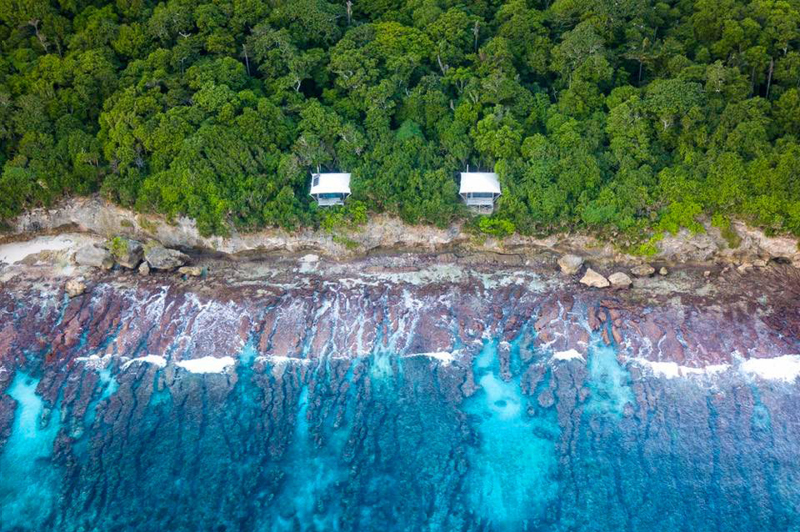 Swell Lodge on Christmas Island (image courtesy of Swell Lodge)