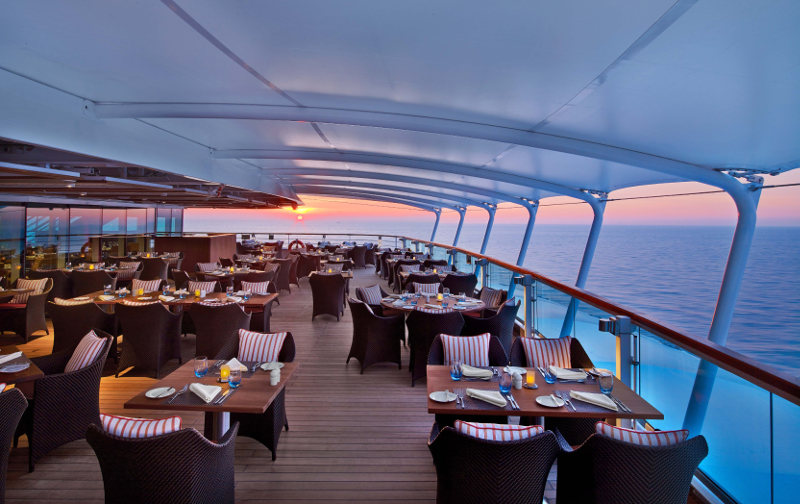 The Colonnade Seabourn Encore