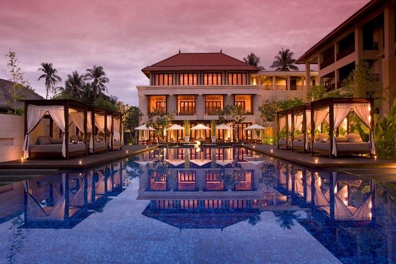 Photo courtesy of Conrad Bali Resort & Spa