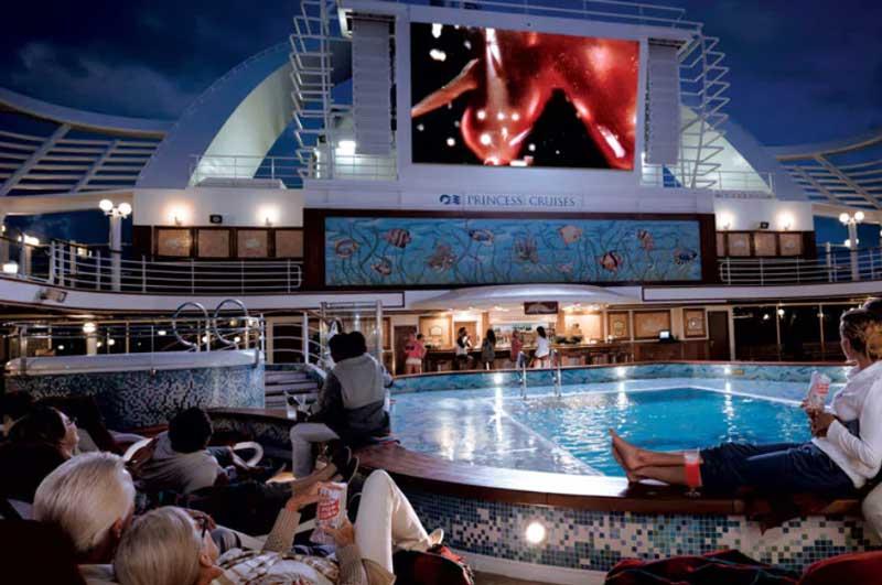 Cruise movies