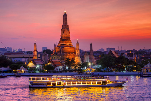River cruises take you right to the heart of a region or country.