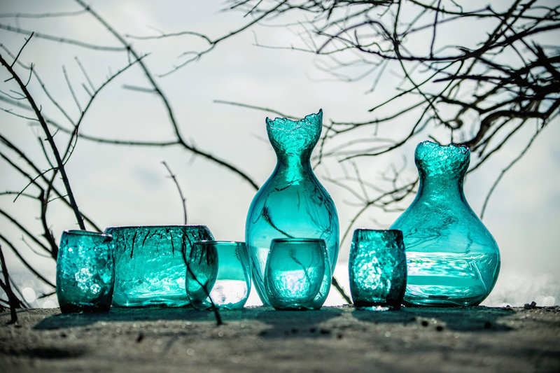 Glass Blowing, Senova Fushi