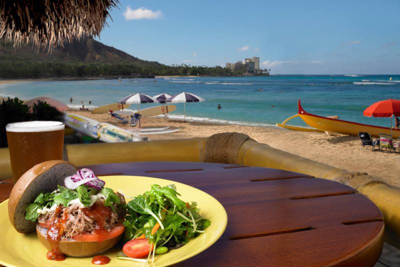 Duke's Waikiki at the Outrigger Waikiki Beach Resort