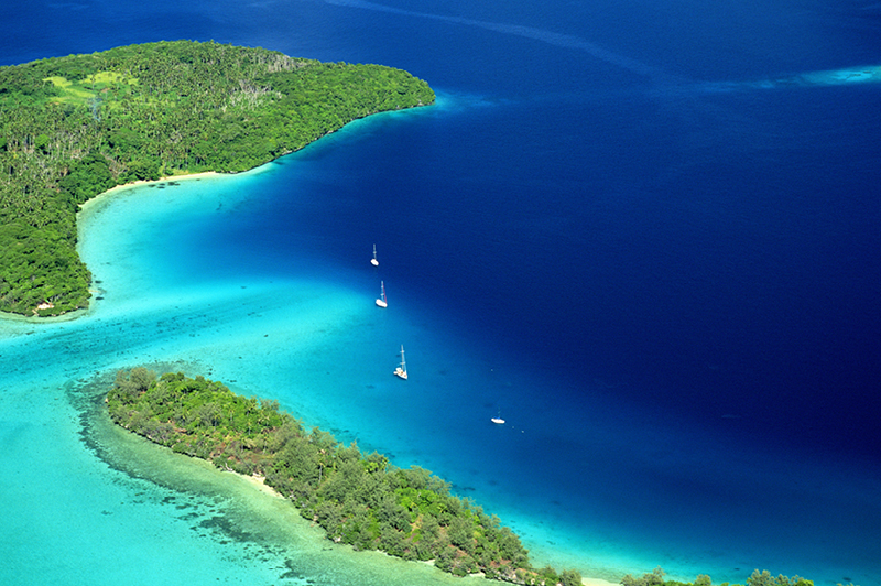 Vavau Island, Kingdom of Tonga