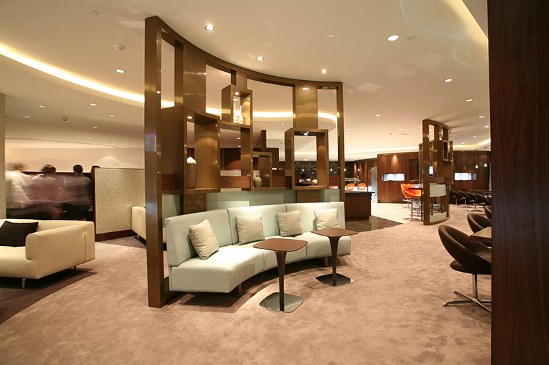 Etihad Airline Lounge