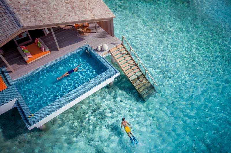 Finolhu Villas, Maldives Club Med