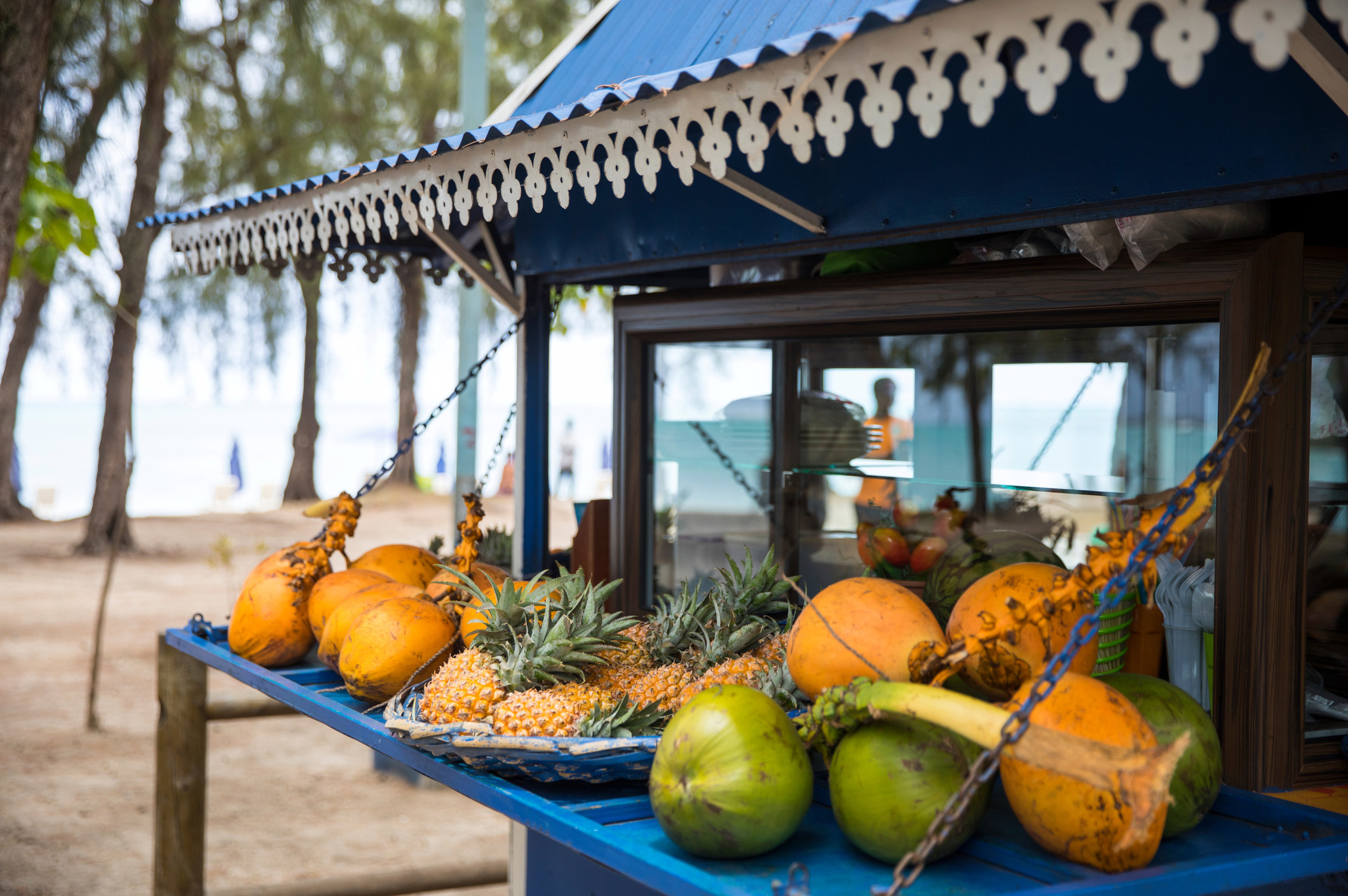 Mauritius enjoys an abundance of exotic, colourful and delicious tropical fruits.