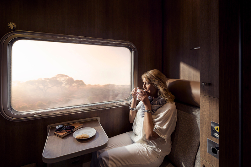 Great Southern Rail, Gold Service Single Cabin
