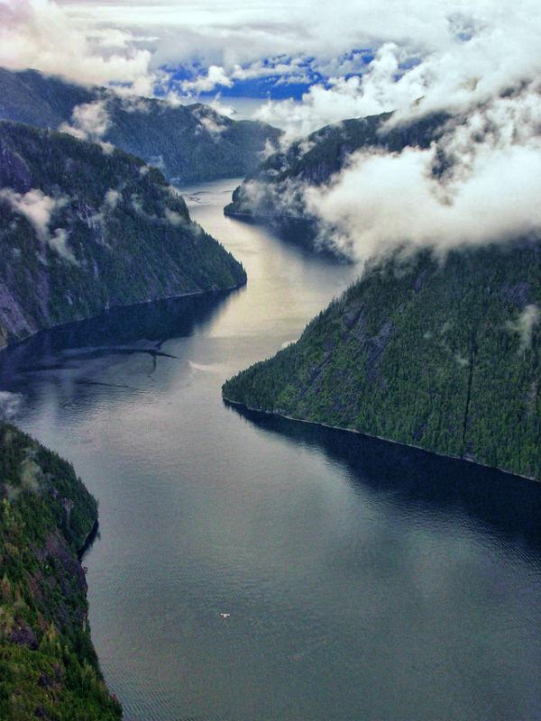 Travel Associates alaska misty fjords