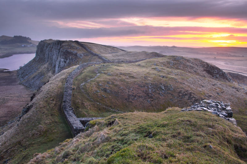 Travel Associates hadrians wall northern england